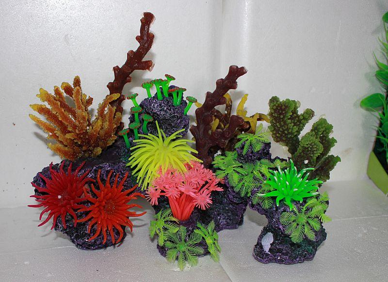Коралл для аквариума своими руками 440