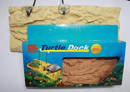 Плот своими руками для черепах